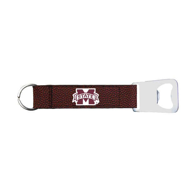 Mississippi State Bulldogs Football Bottle Opener
