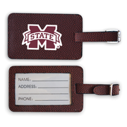 Mississippi State Bulldogs Football Luggage Tag
