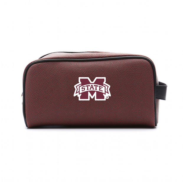 Mississippi State Bulldogs Football Toiletry Bag