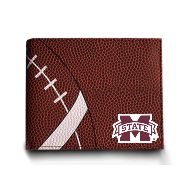 Mississippi State Bulldogs Football Men's Wallet
