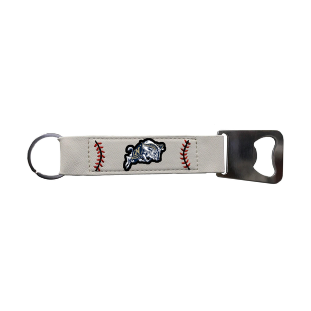 Navy Midshipmen Baseball Bottle Opener