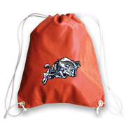 Navy Midshipmen Basketball Drawstring Bag