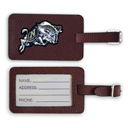Navy Midshipmen Football Luggage Tag