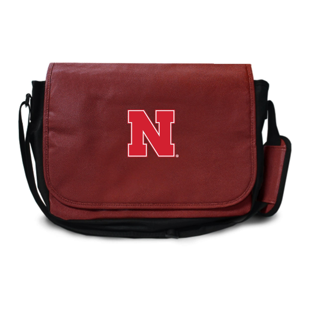 Nebraska Cornhuskers Football Messenger Bag