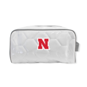 Nebraska Cornhuskers Soccer Toiletry Bag