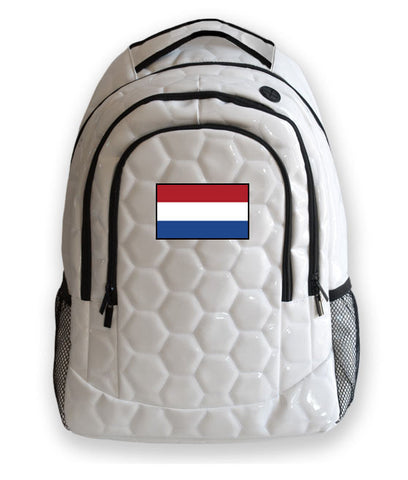 Netherlands National Pride Soccer Backpack