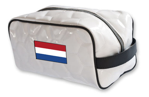 Netherlands National Pride Soccer Toiletry Bag
