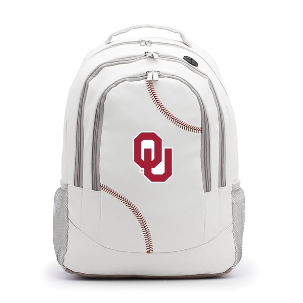 Oklahoma Sooners Baseball Backpack