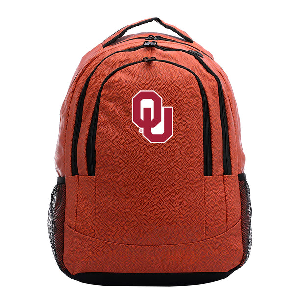 Oklahoma Sooners Basketball Backpack