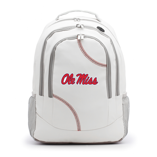 Ole Miss Rebels Baseball Backpack