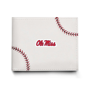 Ole Miss Rebels Baseball Men's Wallet