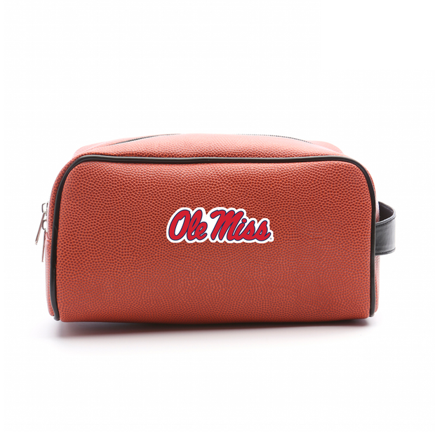 Ole Miss Rebels Basketball Toiletry Bag