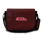 Ole Miss Rebels Football Messenger Bag