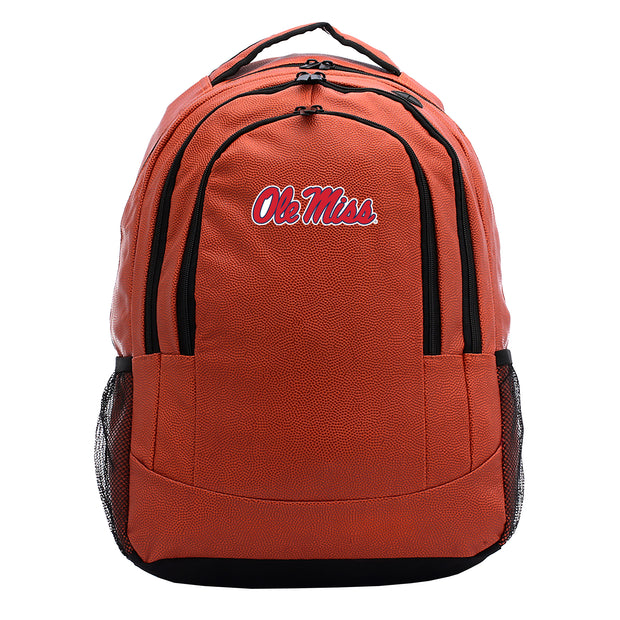 Ole Miss Rebels Basketball Backpack