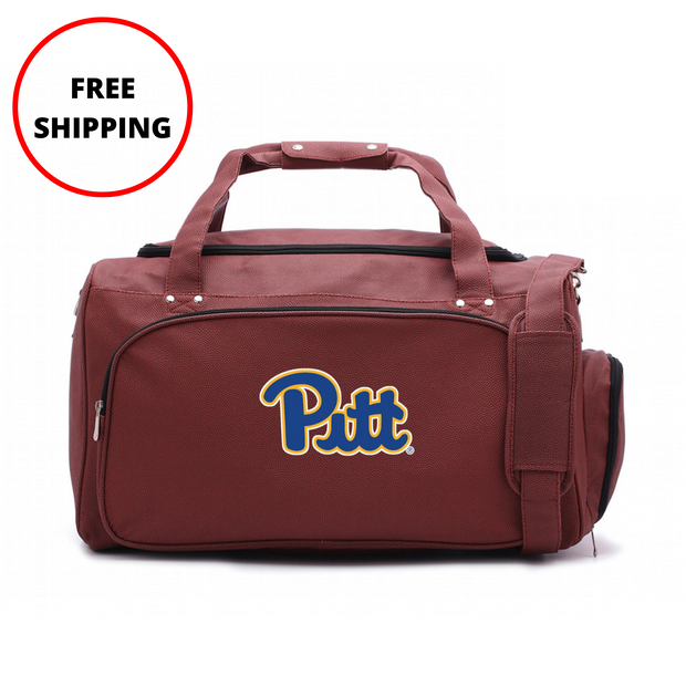 Pitt Panthers Football Duffel Bag