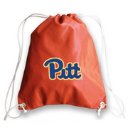 Pitt Panthers Basketball Drawstring Bag