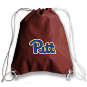 Pitt Panthers Football Drawstring Bag