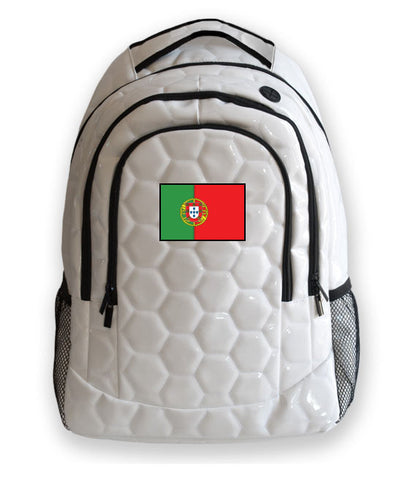 Portugal National Pride Soccer Backpack