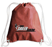 Chris Sailer Kicking Drawstring Bag