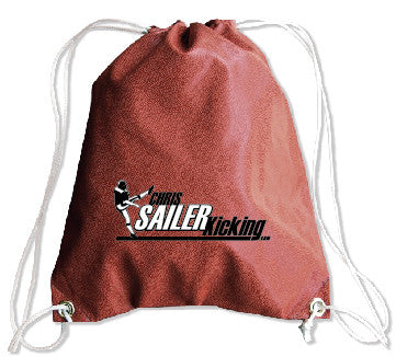 Chris Sailer Drawstring Bag