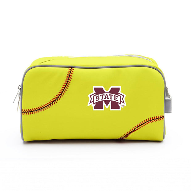 Mississippi State Bulldogs Softball Toiletry Bag