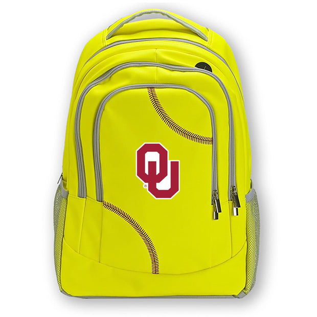 Oklahoma Sooners Softball Backpack