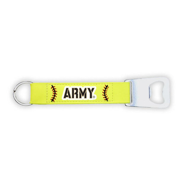 Army Softball Bottle Opener