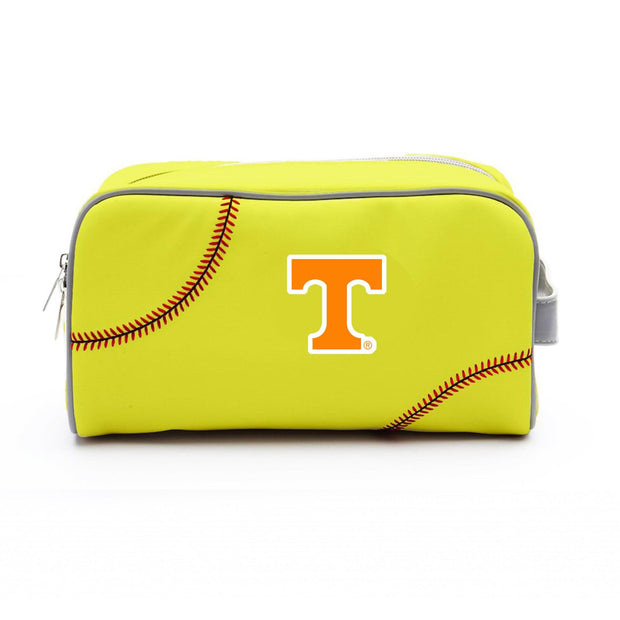 Tennessee Volunteers Softball Toiletry Bag
