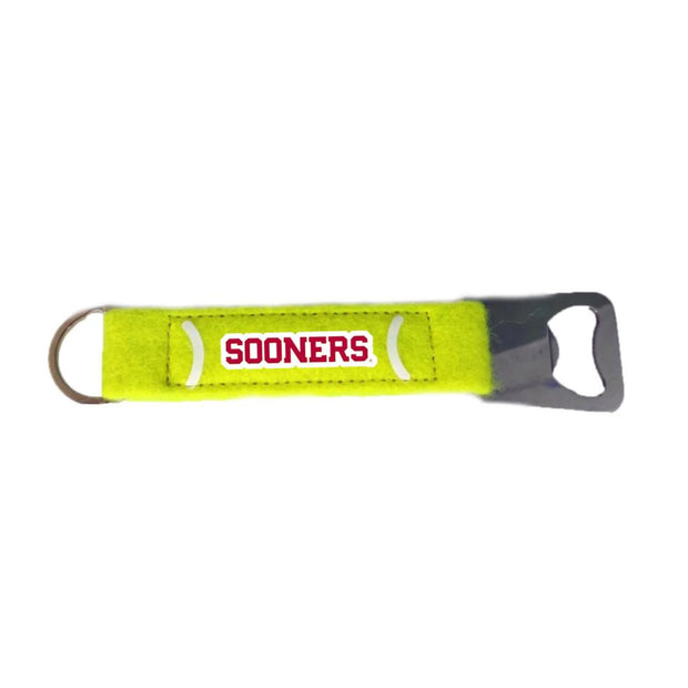 Oklahoma Sooners Tennis Bottle Opener