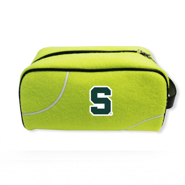 Michigan State Spartans Tennis Toiletry Bag