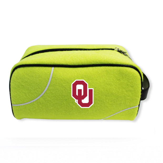 Oklahoma Sooners Tennis Toiletry Bag