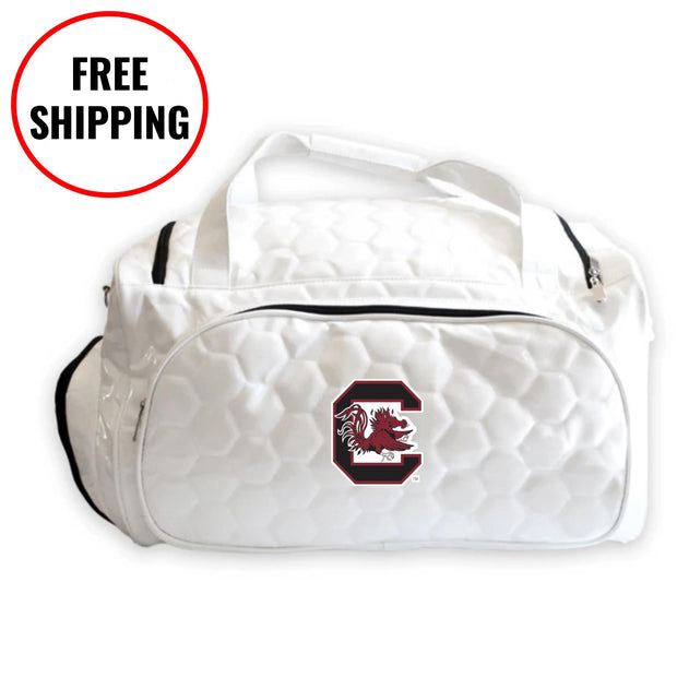 South Carolina Gamecocks Soccer Duffel Bag