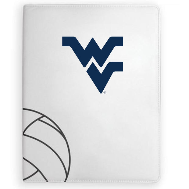 WVU Mountaineers Volleyball Portfolio