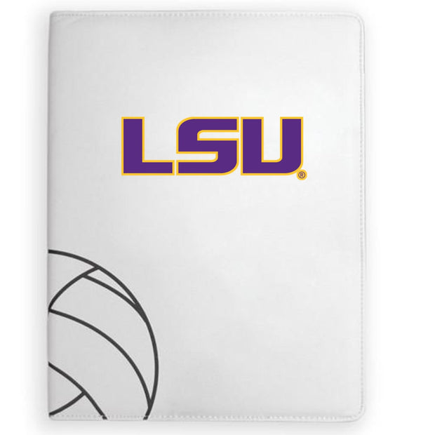 LSU Tigers Volleyball Portfolio