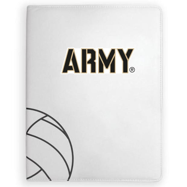 Army Volleyball Portfolio