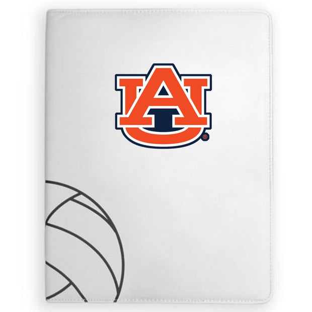 Auburn Tigers Volleyball Portfolio