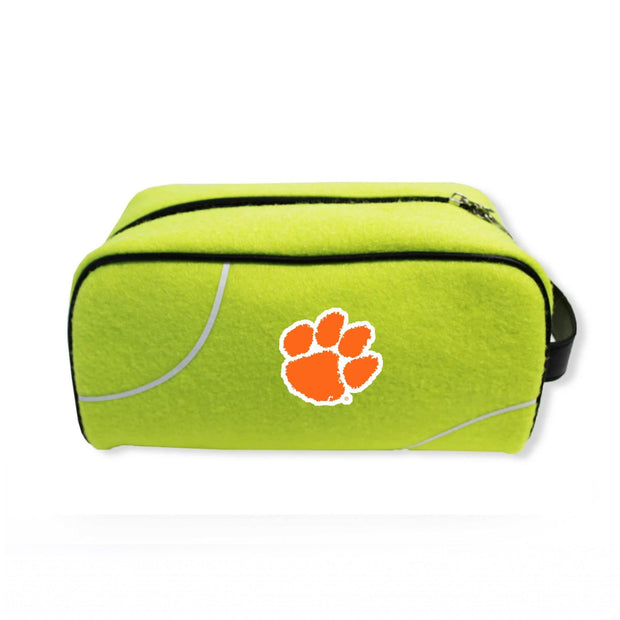 Clemson Tigers Tennis Toiletry Bag