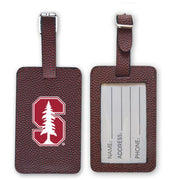 Stanford Cardinal Football Luggage Tag