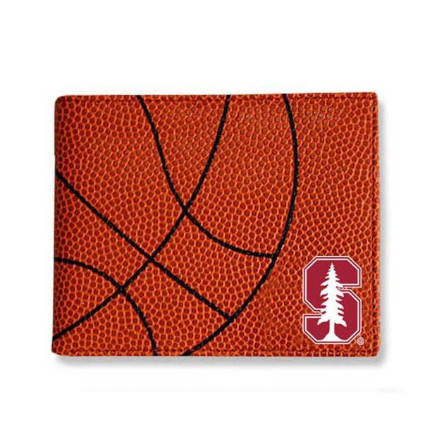 Stanford Cardinal Basketball Men's Wallet