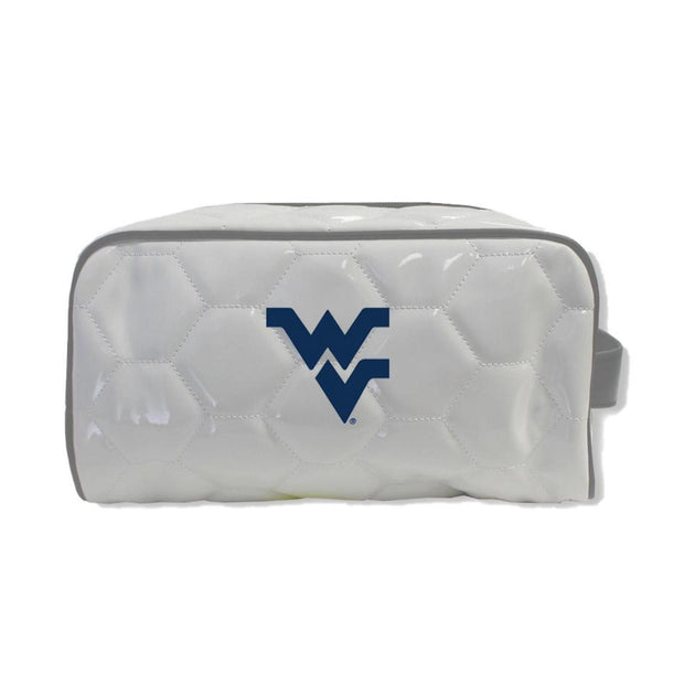 WVU Mountaineers Soccer Toiletry Bag