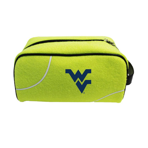 WVU Mountaineers Tennis Toiletry Bag