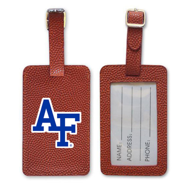 Air Force Falcons Basketball Luggage Tag