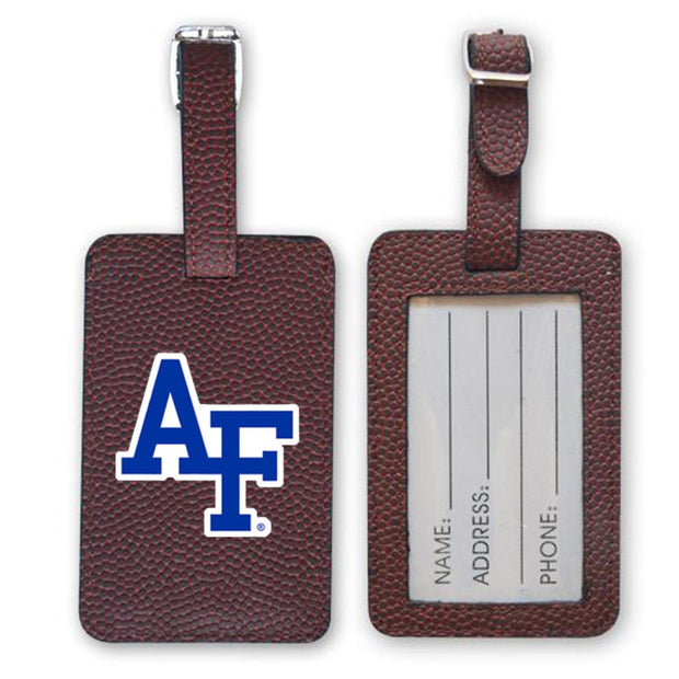 Air Force Falcons Football Luggage Tag