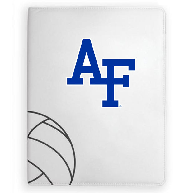 Air Force Falcons Volleyball Portfolio