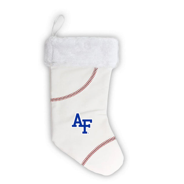 "Air Force Falcons 18"" Baseball Christmas Stocking"