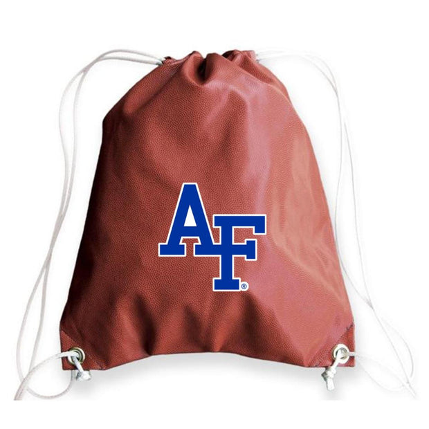 Air Force Falcons Football Drawstring Bag