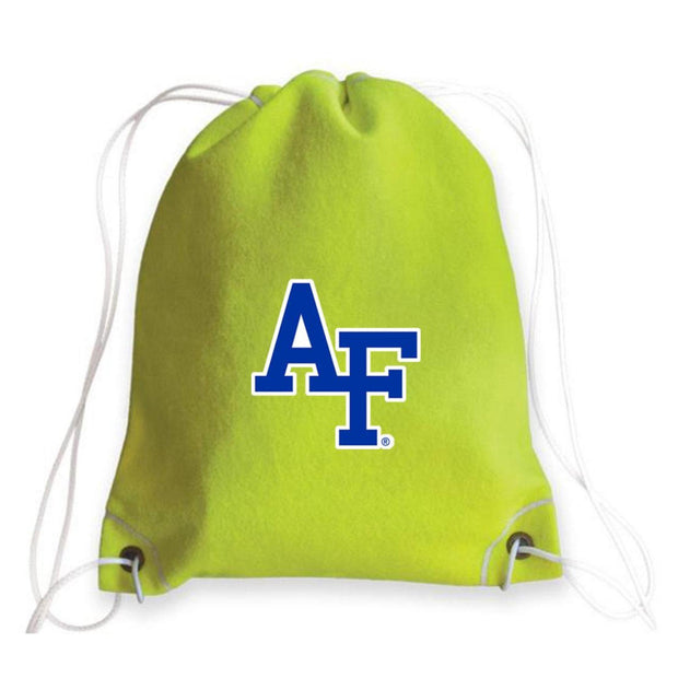 Air Force Falcons Tennis Drawstring Bag