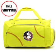 Florida State Seminoles Softball Duffel Bag