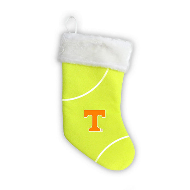 "Tennessee Volunteers 18"" Tennis Christmas Stocking"