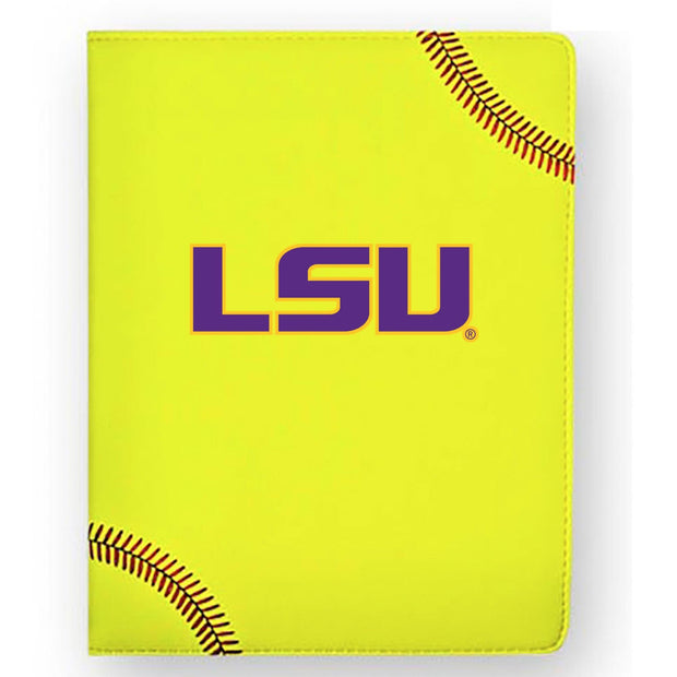 LSU Tigers Softball Portfolio